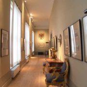 Blick in die Brandenburg Galerie des Kreismuseums © Kreismuseum Oberhavel