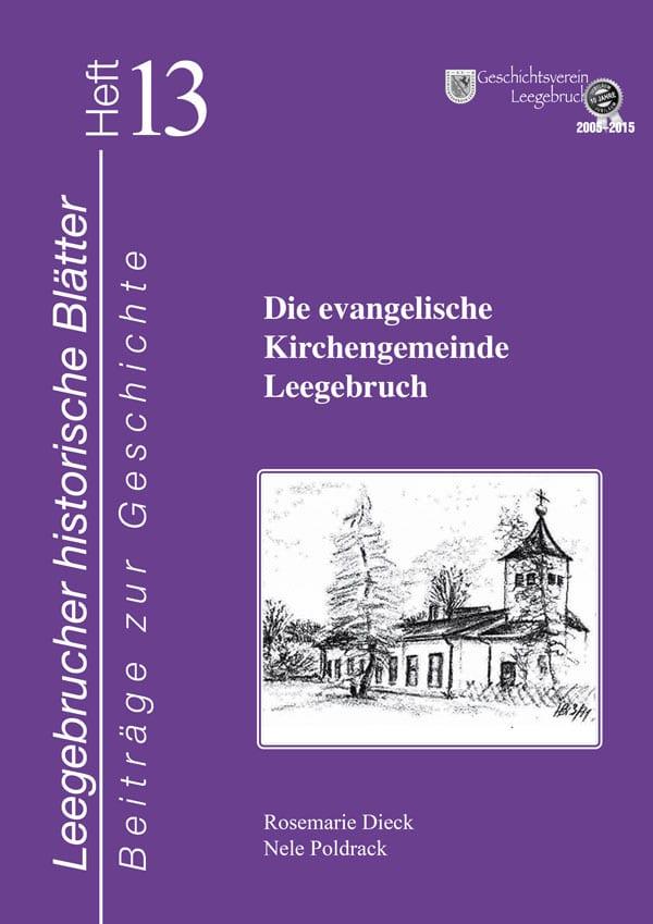 Die evangelische Kirchengemeinde in Leegebruch