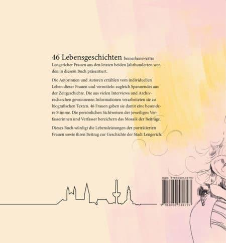 Rückseite des Buches: Lengericher Frauen