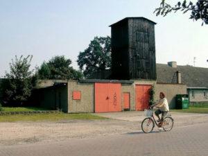 Alte Feuerwache kurz vor dem Abriss 2002 (Foto: Liane Protzmann)