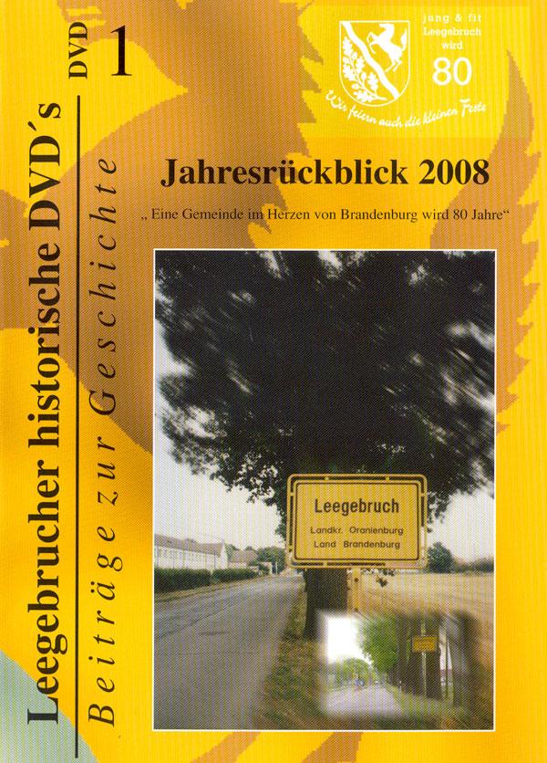 80 Jahre Leegebruch (DVD)
