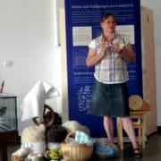Impressionen vom Ausstellungsbesuch in Sachsenhausen am 29. April 2012 © Giso Siebert/Geschichtsverein