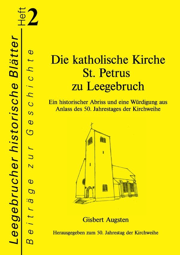 Die katholische Kirche St. Petrus zu Leegebruch