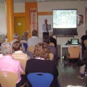 """Vortrag von Dr. Norbert Rohde zu den """"Geheimnissen der deutschen Luftaufklärung"""" am 28. April 2011"""