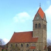 Evangelische Kirche Hohne (Foto: Dr. Gabriele Böhm)
