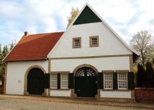 renoviertes Heimathaus des Heimatverein Lengerich