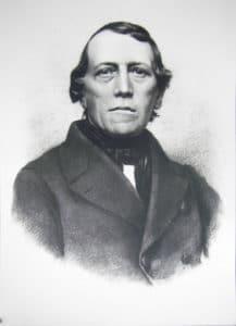 Lehrer Wilhelm Beccard (1808–1875)