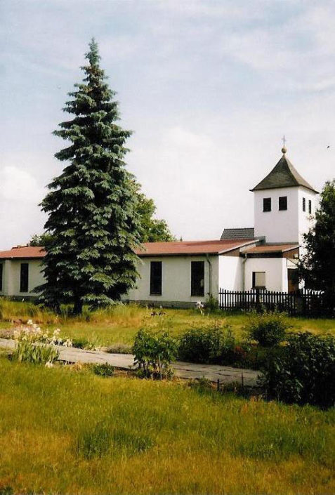 Evangelische Kirche 1990