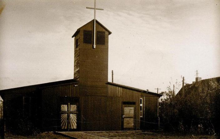 Font der Evangelischen Kirche im Jahr 1951