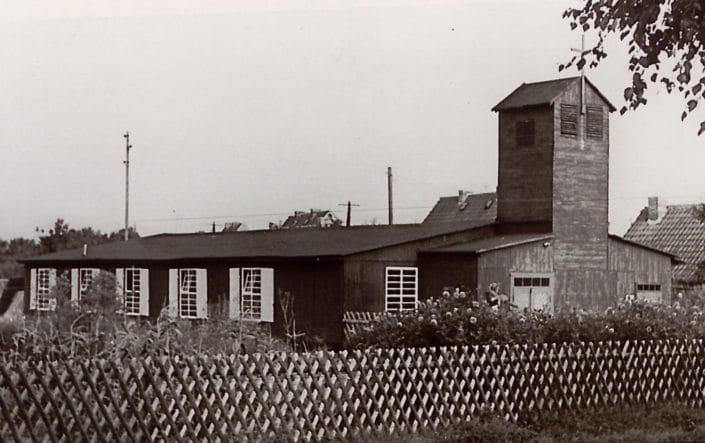 Evangelische Kirche vor 1970