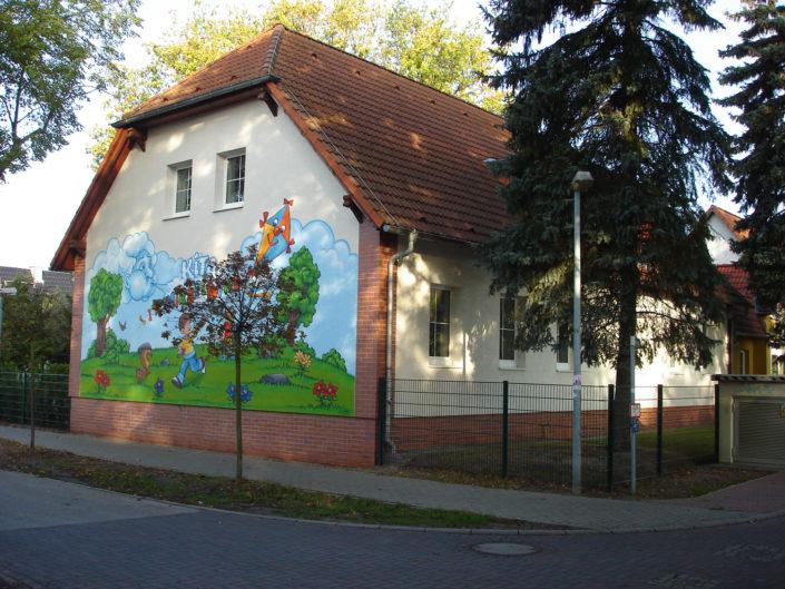 alte Schule 2014 (als Kita genutzt)