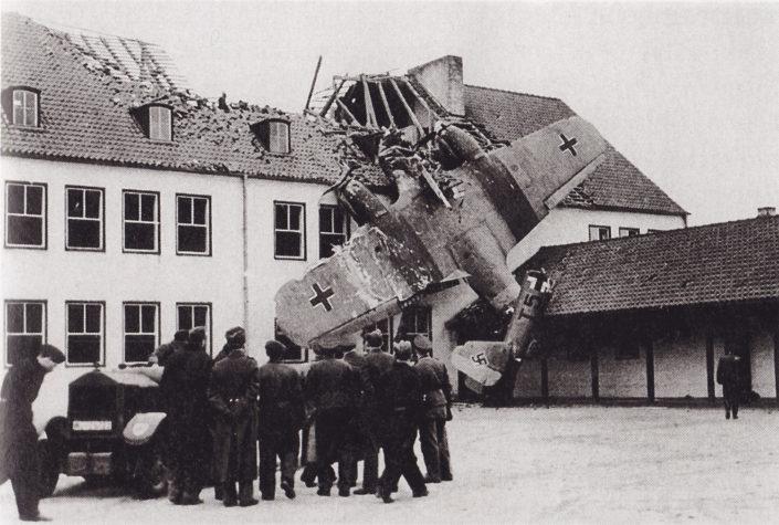 Flugzeugabsturz 11.12.1941