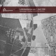 Luftbildaufnahme vom 1. April 1996 (Geobasisdaten ©GeoBasis-DE/LGB 2016, GB 09/16)