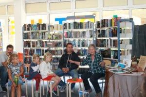 Schaurige Sage: Ulrike Unger hielt Kinder (wie auch Erwachsene) mit einer scheurigen Sage in Bann (Foto: privat)