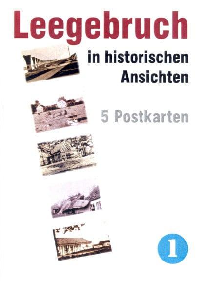 Postkarten-Set: Leegebruch in alten Ansichten