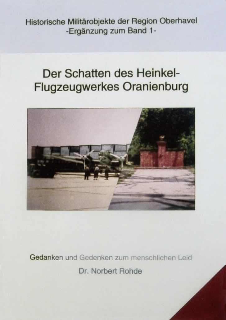 Der Schatten des Heinkel-Flugzeugwerkes Oranienburg